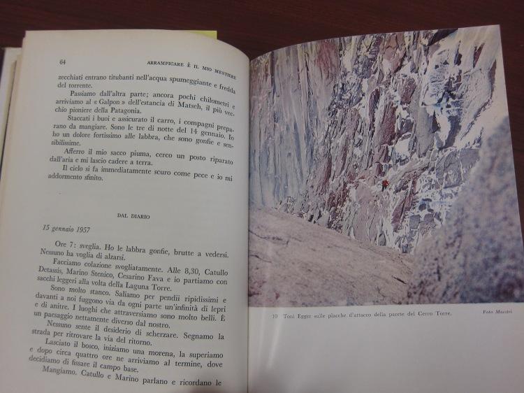 Arrampicare e il Mio Mestiere, p. 64-65
